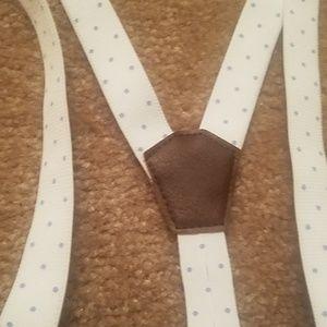 OshKosh B'gosh Bottoms - Denim Skirt with Suspenders